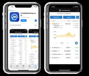 Coinmarketcap app