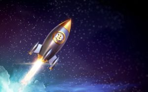 Fast transactions of cryptocurrency