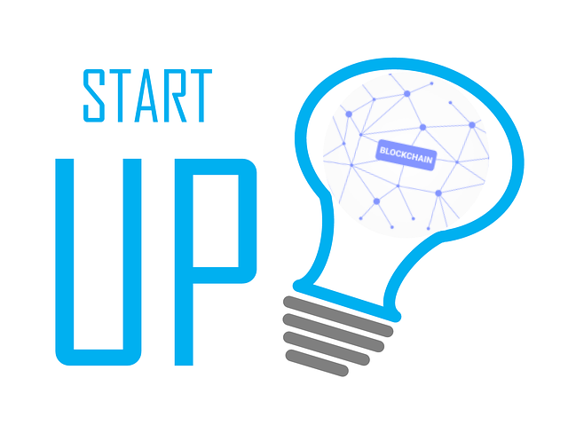 Blockchain-startup