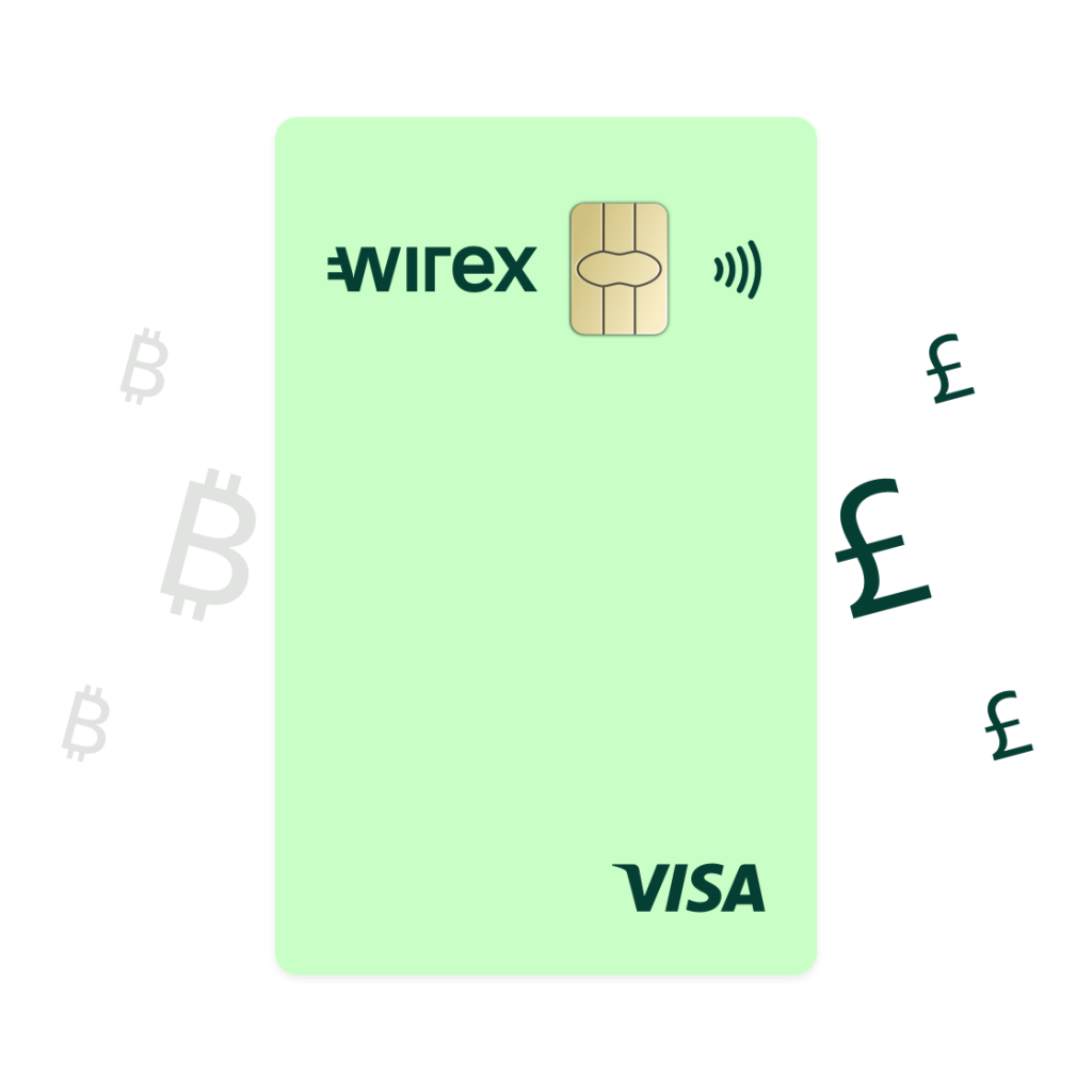wirex cryptocurrency debit card
