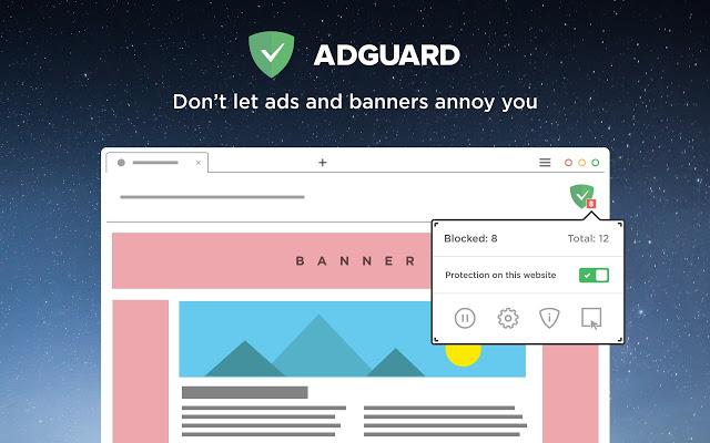 AdGuard-extension