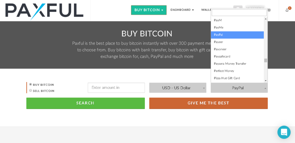 Easy Ways to Buy Bitcoin With PayPal